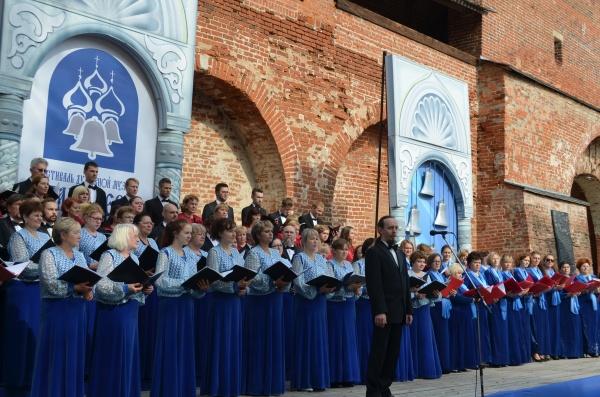 Хор Осанна - фестиваль Благовест 2015
