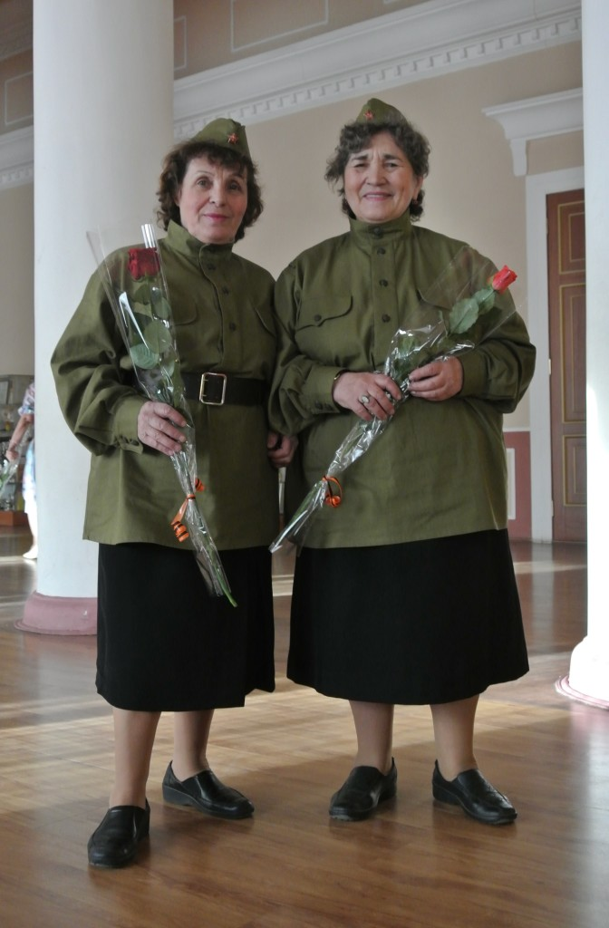 """Члены хора """"Виктория"""""""